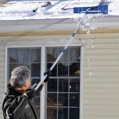 Telescoping Roof Snow Rake