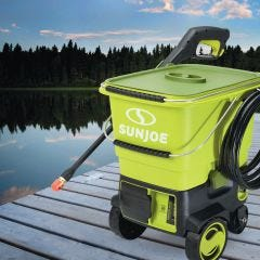 Rechargeable Pressure Washer