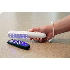 Rechargeable Handheld UV-C Sanitizing Wand