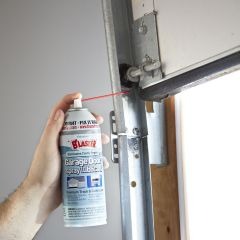 Garage Door Spray Lubricant