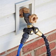 Push Button Shut-Off Valve