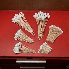 325 pc Industrial Cotton Swab Assortment